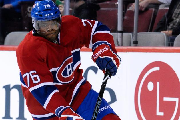Subban Signing Top Priority for Canadiens