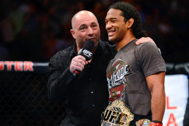 UFC Lists Its 10 Best Fighters of 2012: Ben Henderson Takes No. 1 Spot