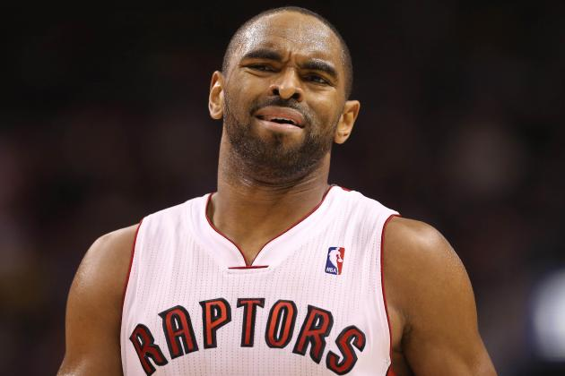 Alan Anderson Providing the Raptors with Consistency off the Bench