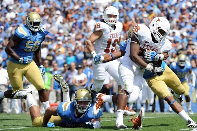 Ex-UCLA RB Headed to San Diego State
