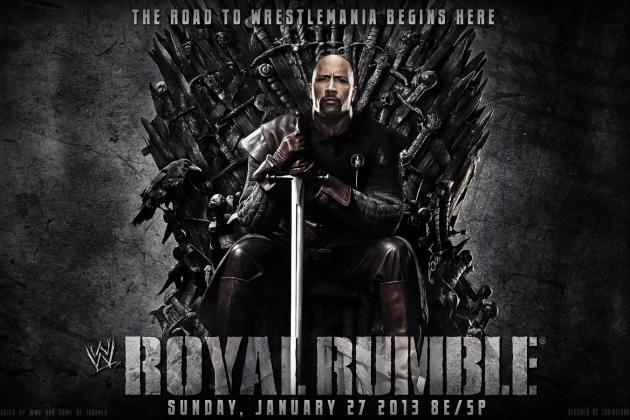 WWE Royal Rumble 2013: Why January PPV Is the Must-Watch Event of the Year