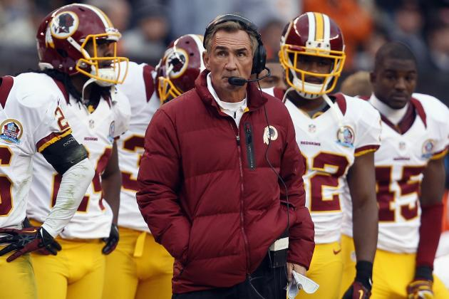 Redskins' Opponents For The 2013 Season