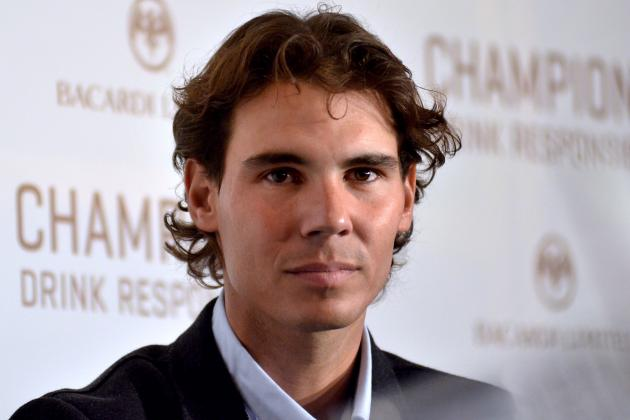 Rafael Nadal: Long Layoff Won't Hurt Tennis Star's Performance in 2013