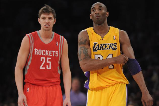 Rockets vs. Lakers: LA in for Another Long Night Against Houston