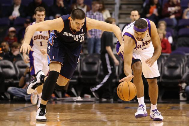 Charlotte Bobcats' Byron Mullens Catches a Break on Ankle