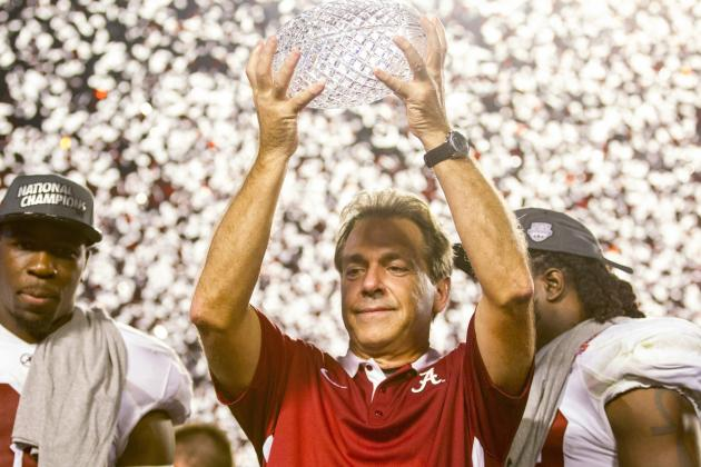 Alabama Victory Seals Dynasty Label, and Tide Just Might Add to It Next Season