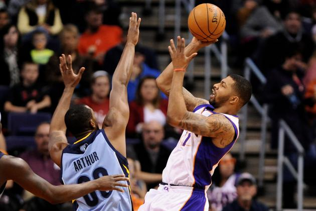 Phoenix Suns Investing Time in Markieff Morris