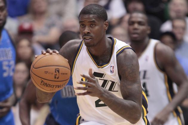 Jazz's Williams out Three Games with Knee Inflammation