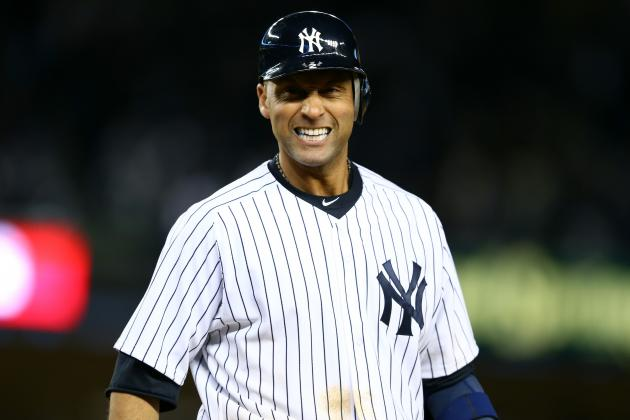 Derek Jeter Expected to Be Ready for Opening Day