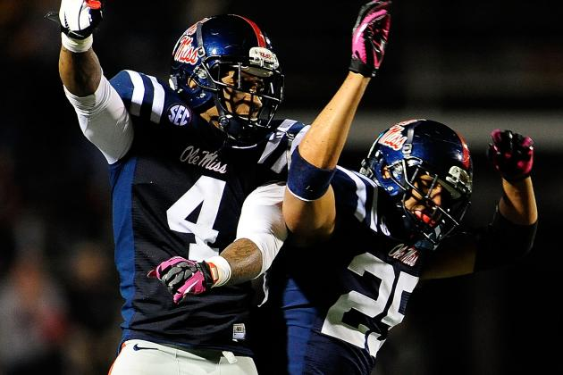 Ole Miss' Denzel Nkemdiche Named Freshman All-America