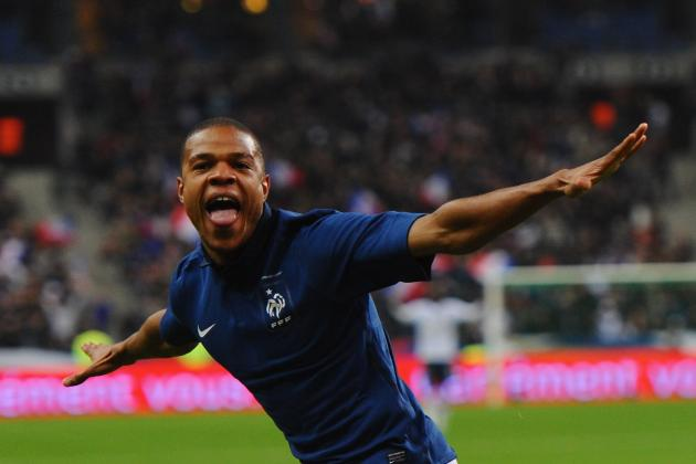 EPL Transfer Rumours: Newcastle Leading QPR in Loic Remy Sweepstakes