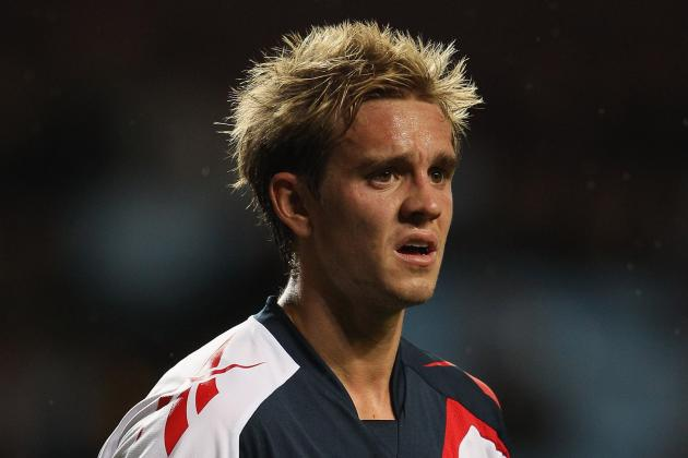ASN: Welcome Back Stuart Holden. Now What?