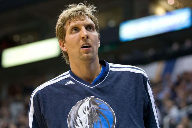 Should Dallas Mavericks Build Future Around Dirk Nowitzki?