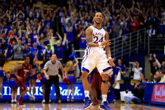 How Travis Releford Became the Best Shooter in the Nation