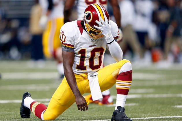 Washington Redskins Stats That Mattered in 2012