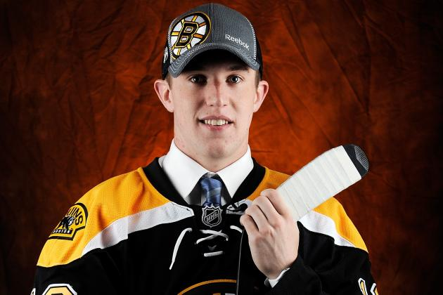 Boston Bruins Prospects Alex Fallstrom, Matt Grzelcyk to Face off Wednesday