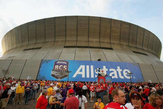 Sugar Bowl: New Orleans Superdome Is Perfect Site to Host National Semifinal