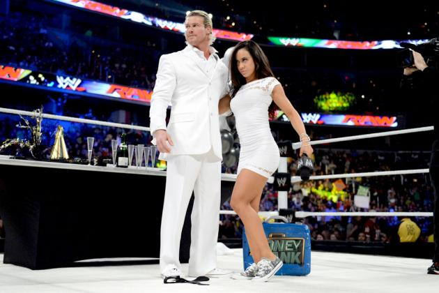 Is Dolph Ziggler in Danger of Being Overshadowed by AJ Lee?