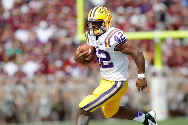 LSU Tigers Keep Loston, Lose Ford