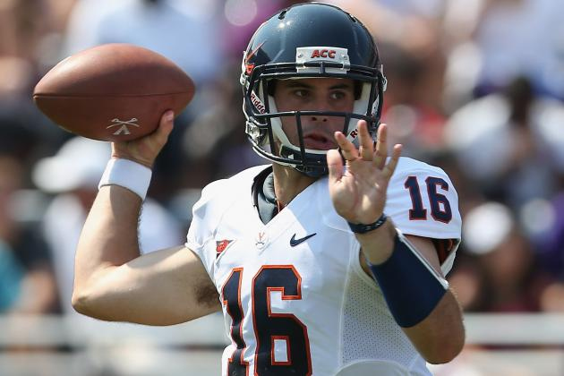 UVa's Rocco Plans Transfer to Richmond