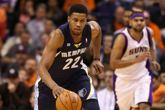 Rudy Gay to Suns Would Be Another Misstep in Phoenix's Rebuilding Plan