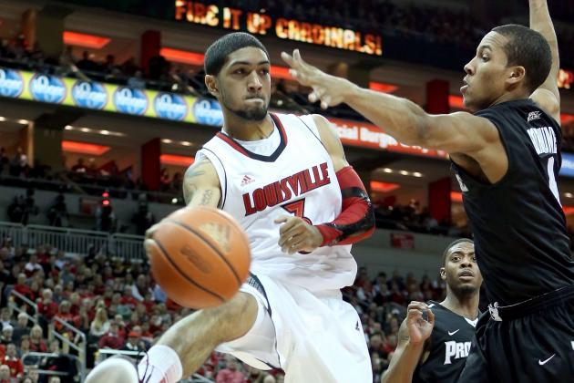 Louisville Climbs to No. 3 in AP Poll