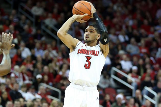 Peyton Siva Looking to Break School Records