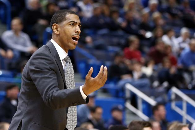 UConn Scuffles in Practice, Big East Says Sorry to Kevin Ollie