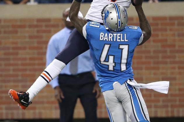 Lions' Defense Looks to Be More Physical at Cornerback