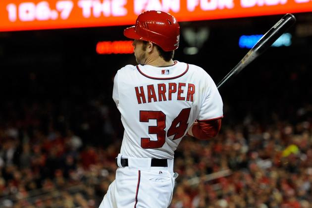Vote for Harper to Be on Cover of MLB the Show