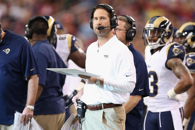 Fixing the St. Louis Rams Third-Down Offense
