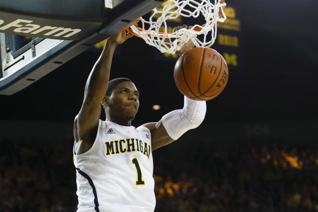 Glenn Robinson III Is a 'Prospect on the Rise,' According to ESPN's Jay Bilas
