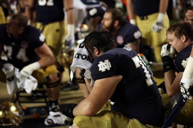 Notre Dame Football: BCS Title Loss Will Motivate Irish to a Strong 2013 Season
