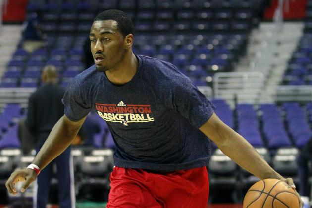 Leonsis Hints Saturday Return for Wall