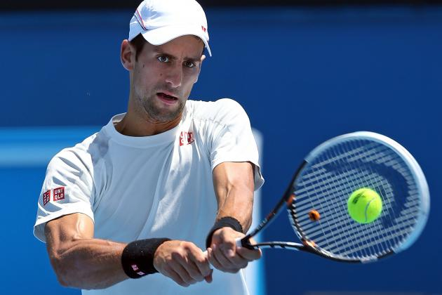 Australian Open 2013 Draw: Release Date, Live Stream Info and Early Favorites