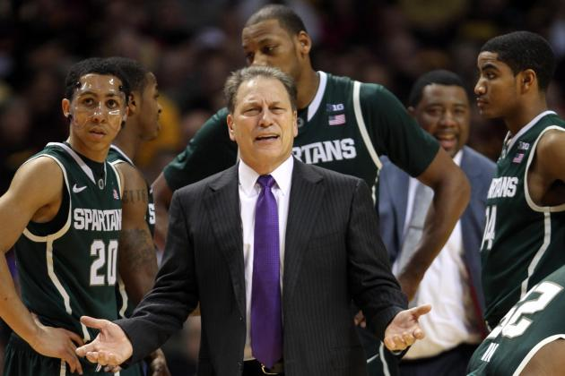 Michigan State Faces 'Must Win' Trio of Iowa, Nebraska, Penn State