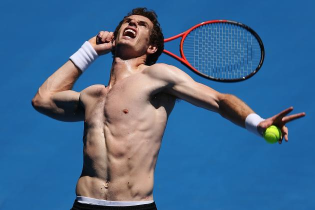 2013 Australian Open: Why Andy Murray Is Favorite to Win 1st Grand Slam of Year