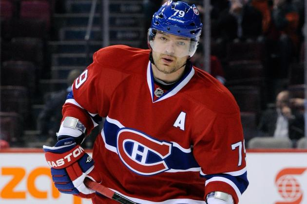 Andrei Markov Creates Controversy by Playing KHL Game