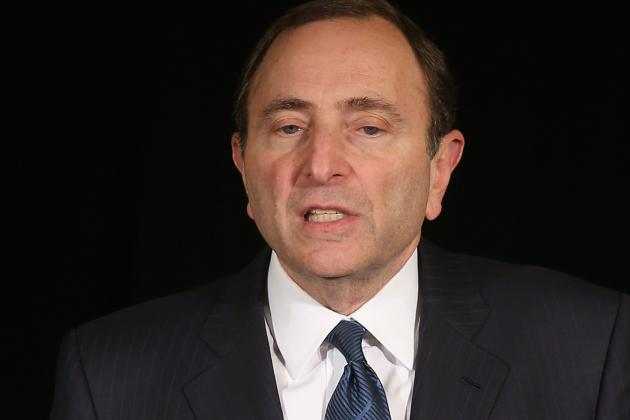 The One Burning Question Every NHL Fan Wants to Ask Gary Bettman