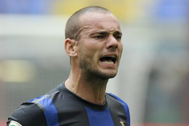 Galatasaray: 'Sneijder Talks Begun'