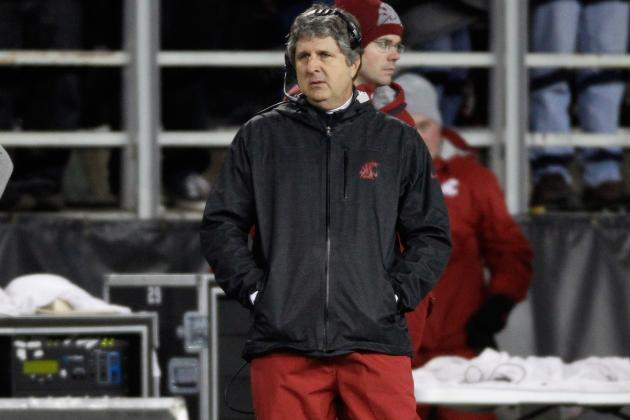 Washington State Coach Mike Leach Cleared of Abuse Allegations by Pac-12