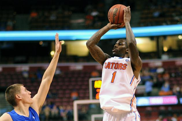 Boynton Breaks UF 3-Point Record