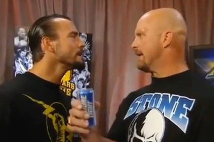 WWE Raw: Expect Steve Austin to Get Involved with CM Punk and The Rock
