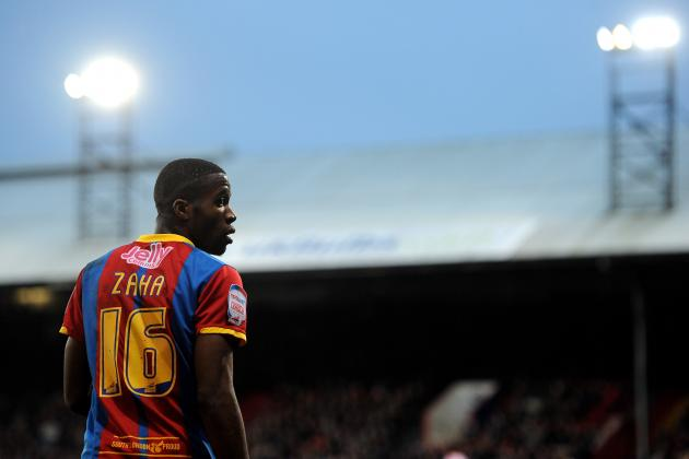 Manchester United Transfer News: Red Devils Front-Runners to Nab Wilfried Zaha