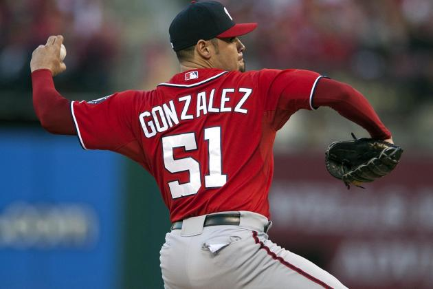 Mike Gonzalez's Deal with Brewers Worth $2.25million