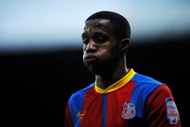 Tottenham 'Not in the Race for Zaha'