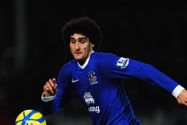 Fellaini Deal Has Buyout Clause