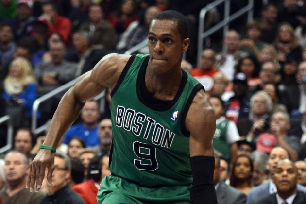 Rajon Rondo Says He Was Joking with Ref, Didn't Deserve Suspension