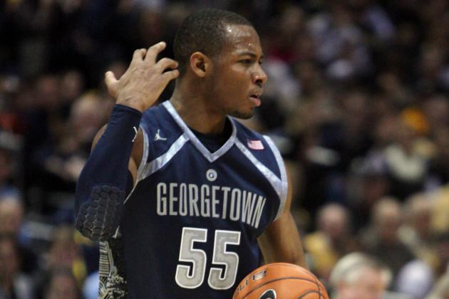 Pittsburgh at Georgetown
