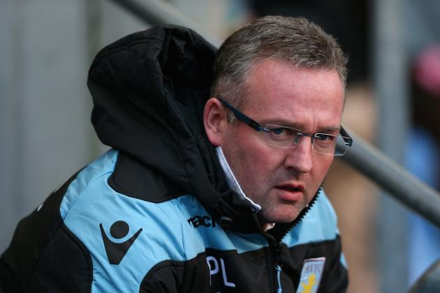 Can Paul Lambert Survive at Aston Villa?
